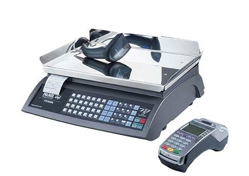 ترازوی پند فروشگاهی پند مدل PX6500L